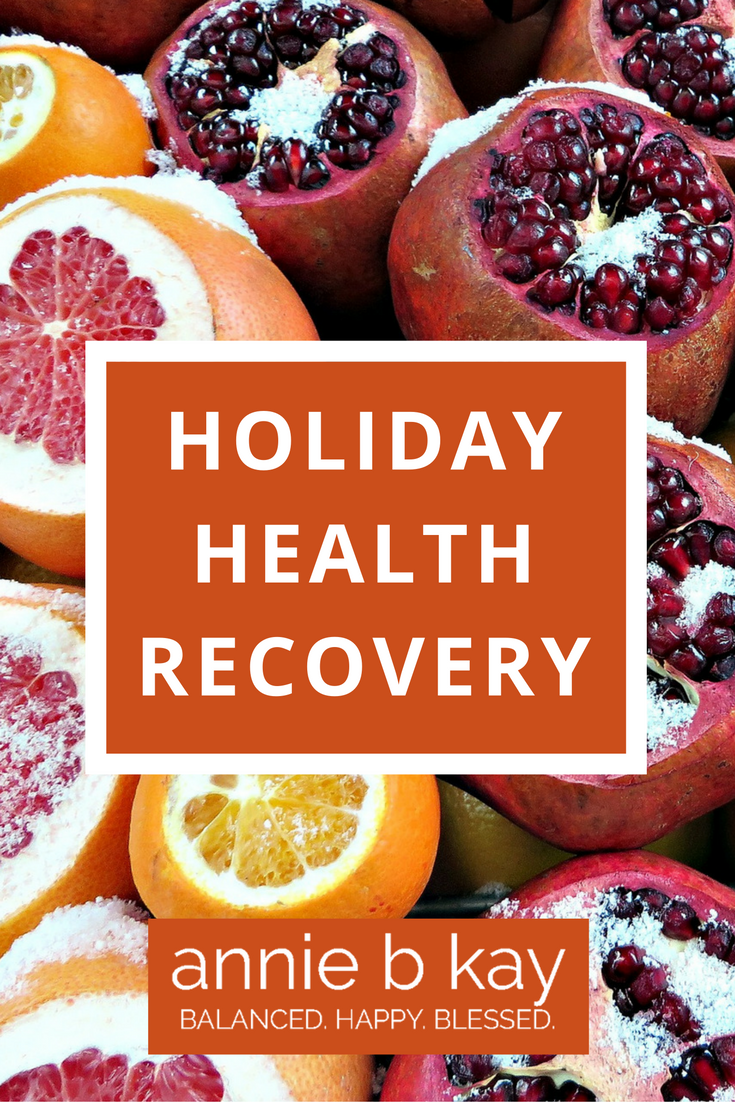 Holiday Health Recovery