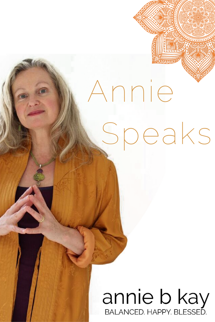 New Video – Annie Speaks!