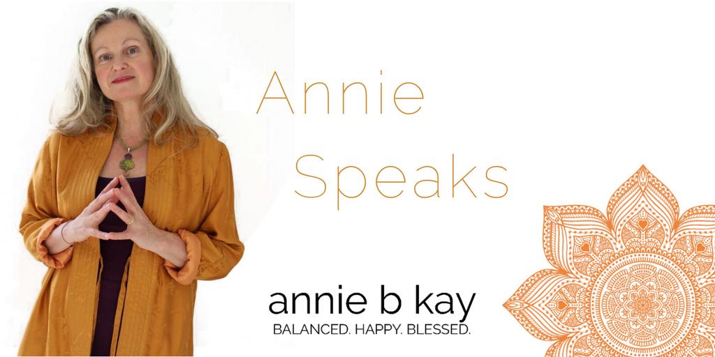 Annie Speaks! by Annie B Kay - anniebkay.com