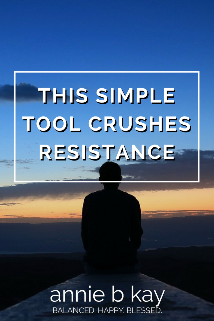 This Simple Tool Crushes Resistance