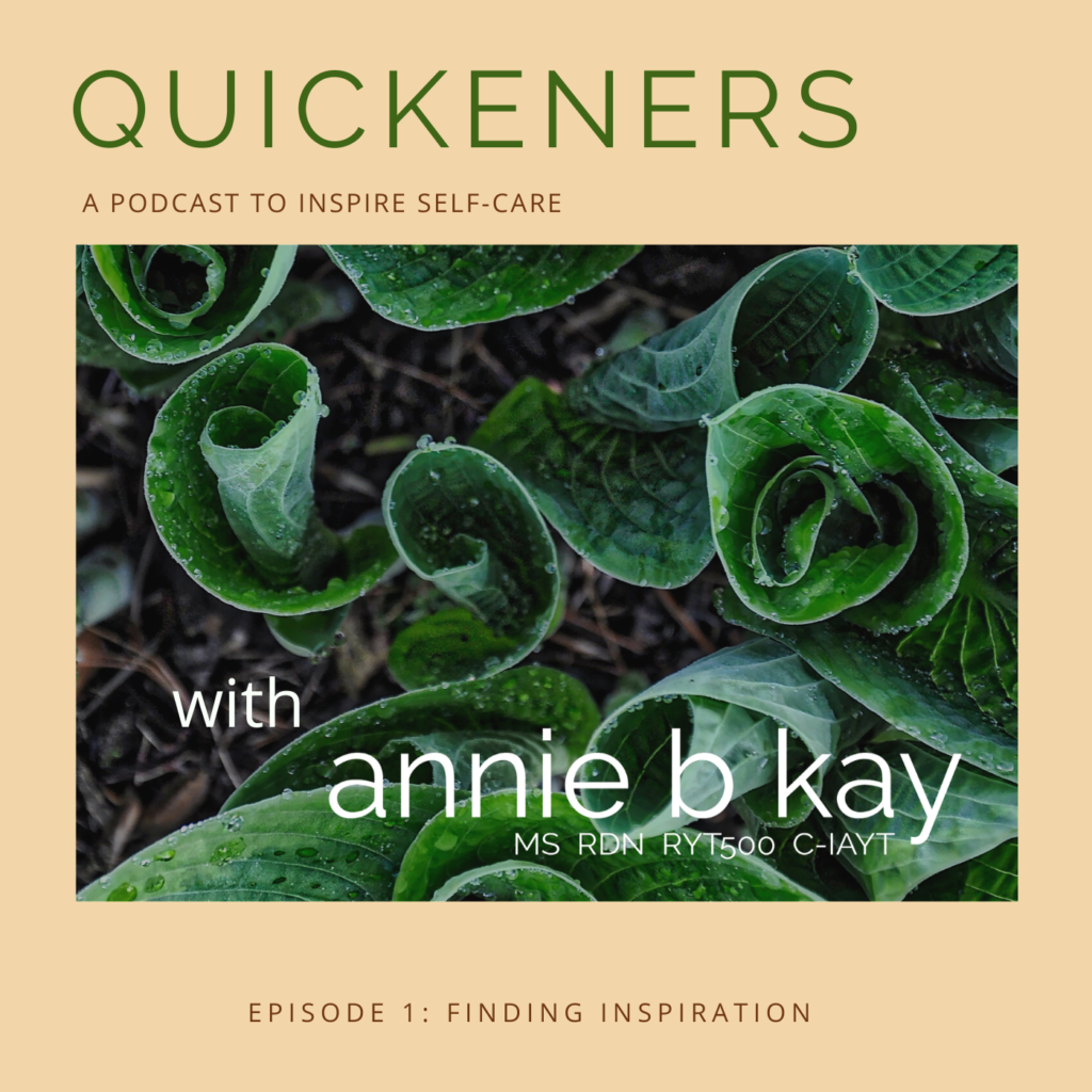 Quickeners Podcast Episode 1