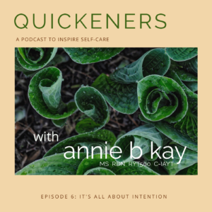 quickeners podcast episode 6